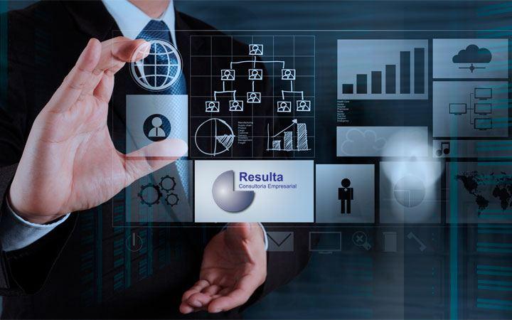 Oferecemos soluções estratégicas para o aprimoramento da gestão empresarial de processos, tecnologias, pessoas e riscos.