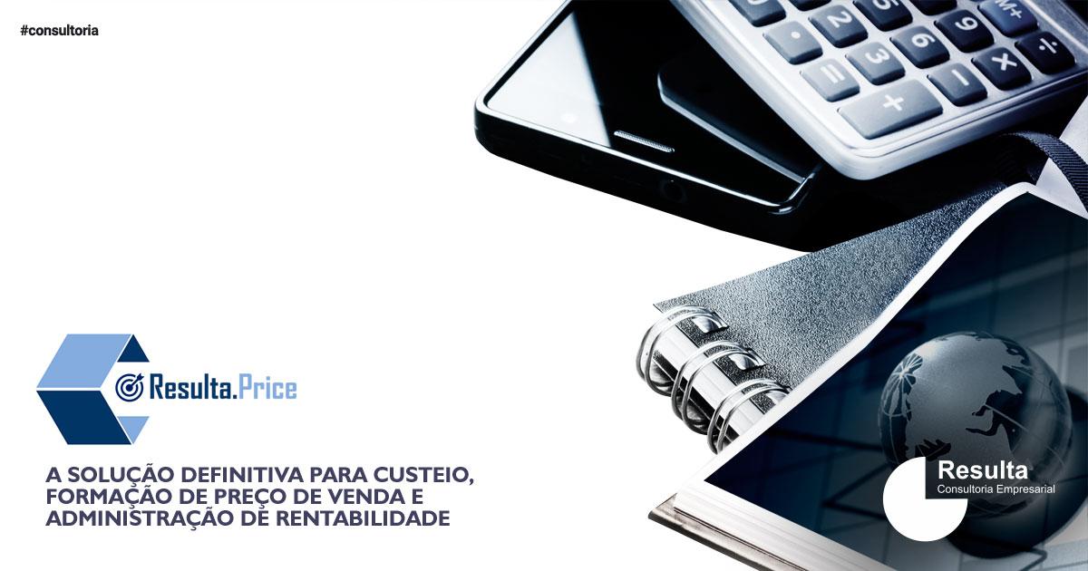 Custeio, precificação e administração estratégica de rentabilidade.