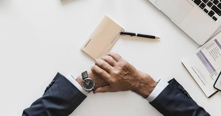 As competências necessárias  pelo tempo necessário, no  ritmo de seu negócio.